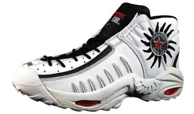 Gallery For > Dennis Rodman Shoes 1997