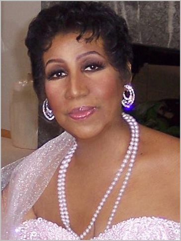 aretha lost weight