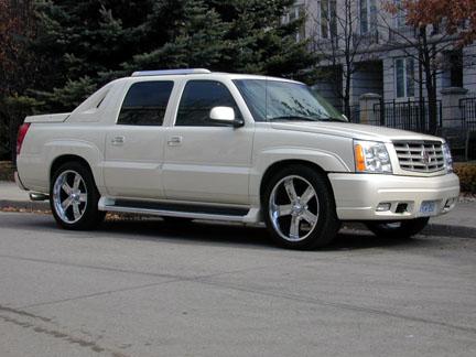 Cadillac EXT