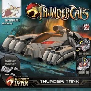 Thundercats Thunder Tank on Thundercats Thunder Tank