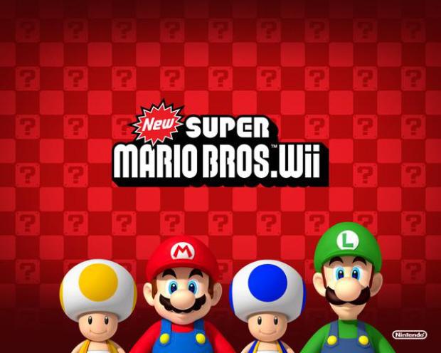 Super Mario Bros Wii Evil Cez L