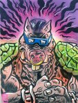 Bebop & Rocksteady  by  Ralph Niese