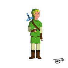 link-king-of-the-hill