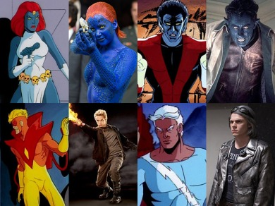 XMen-Characters-Cartoons-vs-Movies-5